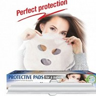 Protective pads for a patient